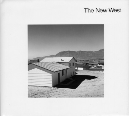 Robert Adams, The New West