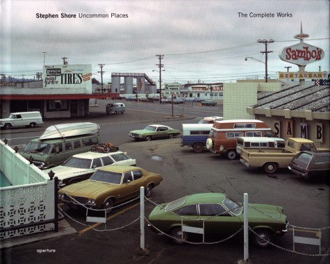 Stephen Shore, Uncommon Places