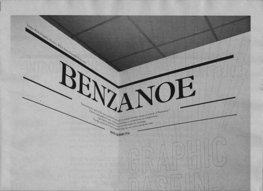 Benzanoe 64, Graphic Dasein