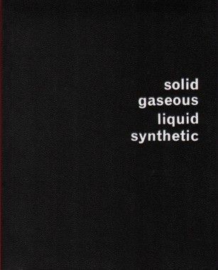 Simon Patterson, Rex Reason (solid gaseous liquid synthetic)