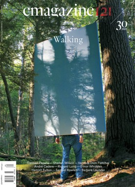 C Magazine 121, Walking