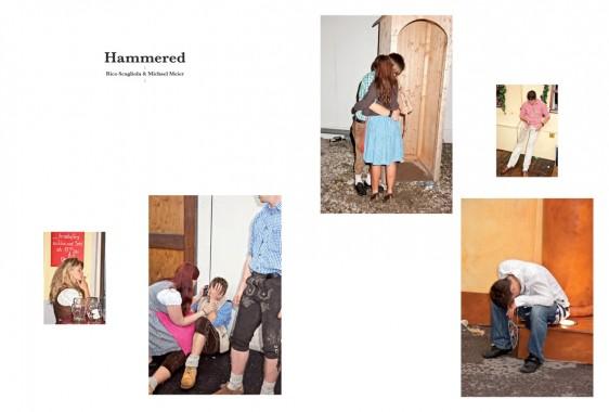 der:die:das:, Issue h like hammer