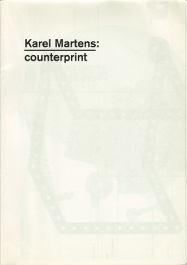 Karel Martens: Counterprint