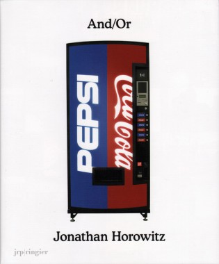 Jonathan Horowitz, And/Or