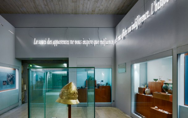 Joseph Kosuth, Neither Appearance Nor Illusion ('ni apparence ni illusion')