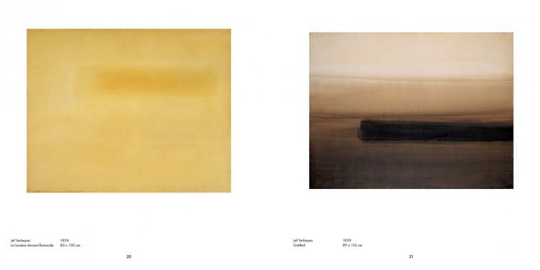 Jef Verheyen, Le Peintre Flamant