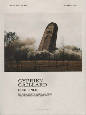 Mono.Kultur 24, Cyprien Gaillard