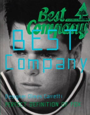 Olmes Carretti, Best Company