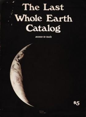 Stewart Brand, The Last Whole Earth Catalog