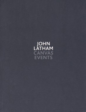 John Latham, Canvas Events