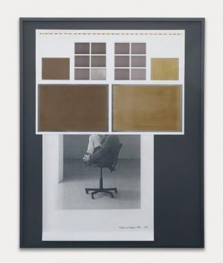 Phil Chang, Running Sheet and Artist Portrait