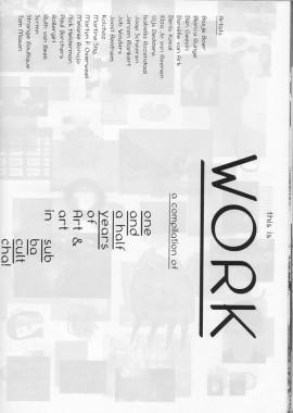 Bas Morsch, This is Work
