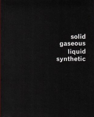 Simon Patterson, Rex Reason (solid gaseous liquid synthetic)