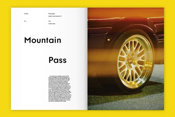 GARAGISME Magazine 4, Automotive Thoughts