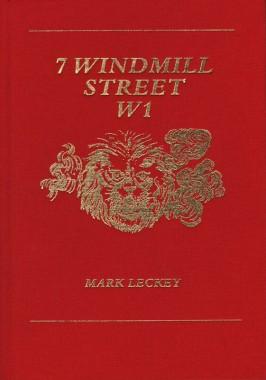 Mark Leckey, 7 Windmill Street W1