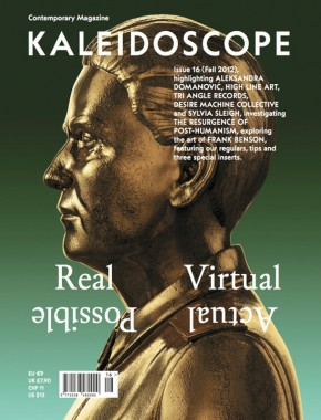 KALEIDOSCOPE Magazine 16 — Fall 2012
