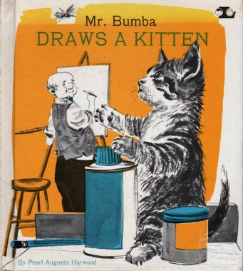 Pearl Augusta Harwood, Mr. Bumba Draws a Kitten