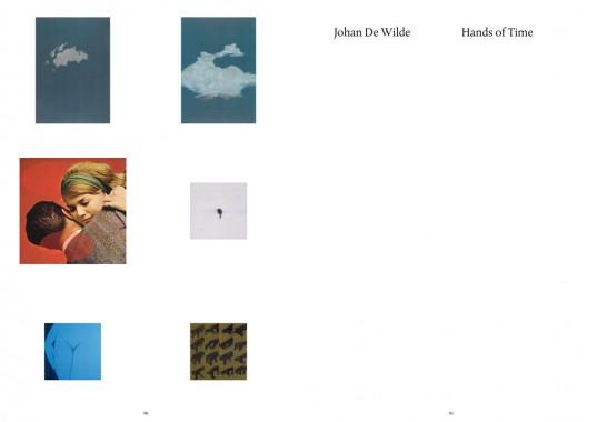 Johan De Wilde, Hands of Time
