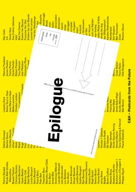 Heike Langsdorf, Christophe Meierhans and Christophe Ragg, Epilogue