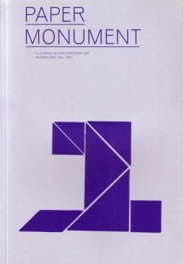 Paper Monument 1