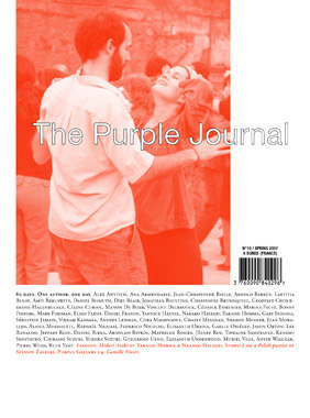 Purple Journal 10