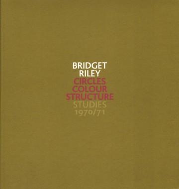 Bridget Riley, Circles, Colour Structure Studies 1970/71