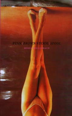 Misha Hollenbach, Pink/Brown Stool/Stool