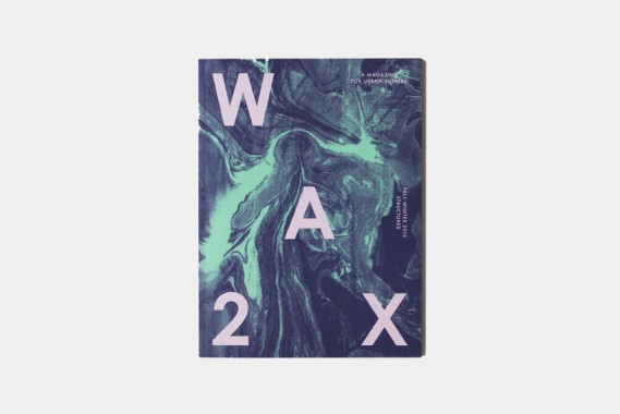 WAX Magazine 2, Structures